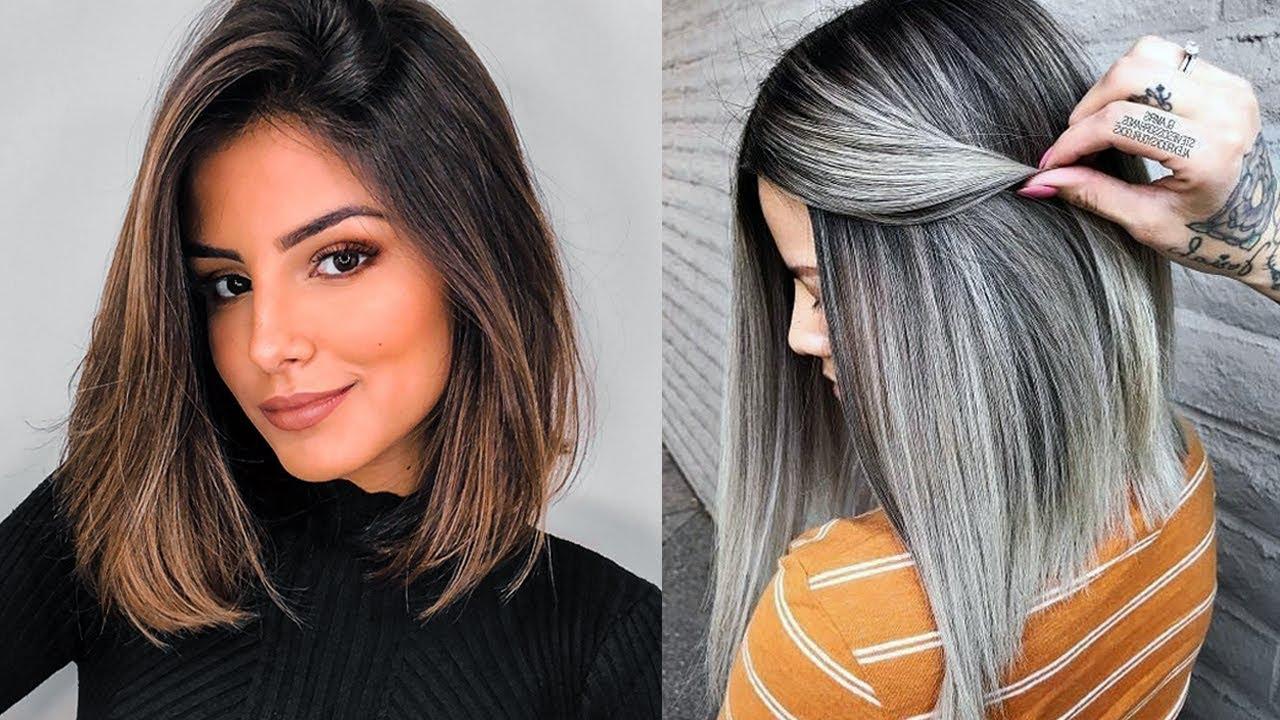 Cortes De Cabello 2019 De Moda - peinados originales